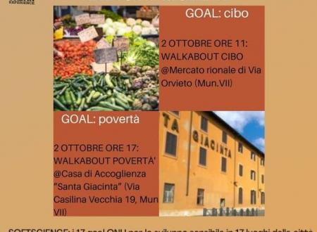 Via Orvieto  venerdì 2 ottobre, ore 11:00 Walkabout (passeggiata) al mercato